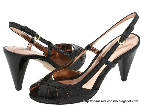 Chaussure mostro:chaussure-559498