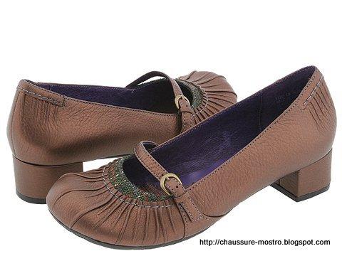 Chaussure mostro:mostro-559601