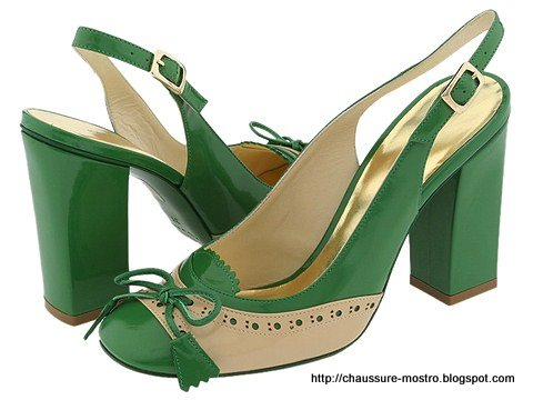 Chaussure mostro:chaussure-559662
