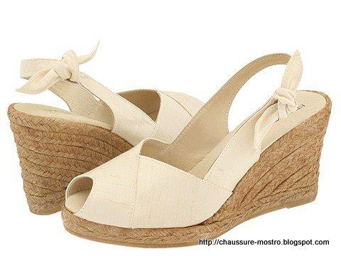 Chaussure mostro:chaussure-559678