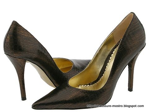 Chaussure mostro:chaussure-559682