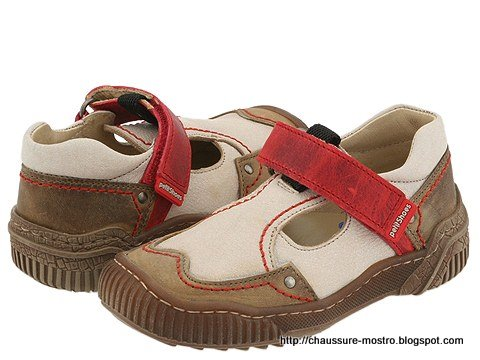 Chaussure mostro:chaussure-559992