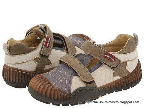 Chaussure mostro:chaussure-559999