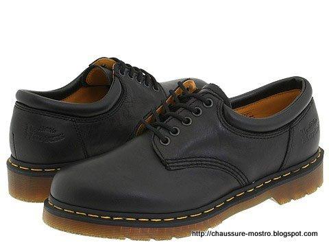 Chaussure mostro:chaussure-560017