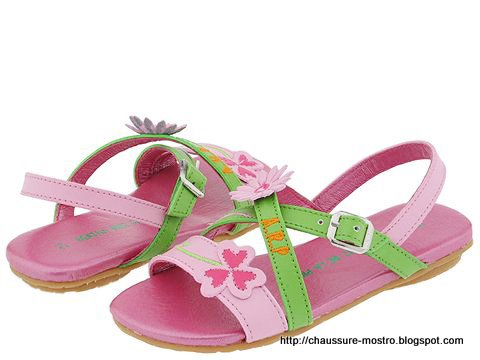 Chaussure mostro:chaussure-560038