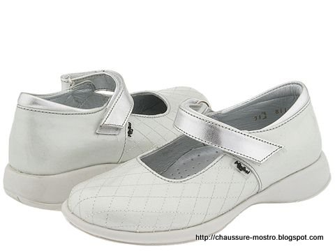 Chaussure mostro:chaussure-560043