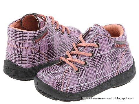 Chaussure mostro:LOGO557113