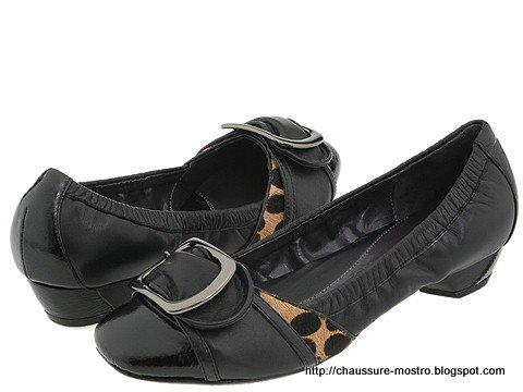 Chaussure mostro:chaussure-557148