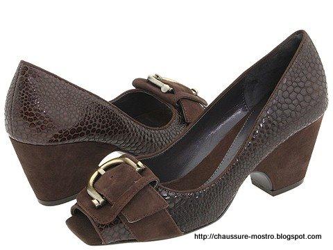Chaussure mostro:chaussure-557149