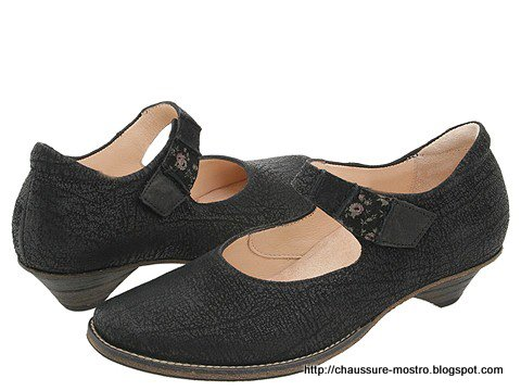 Chaussure mostro:mostro-557182