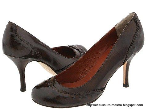 Chaussure mostro:chaussure-557419