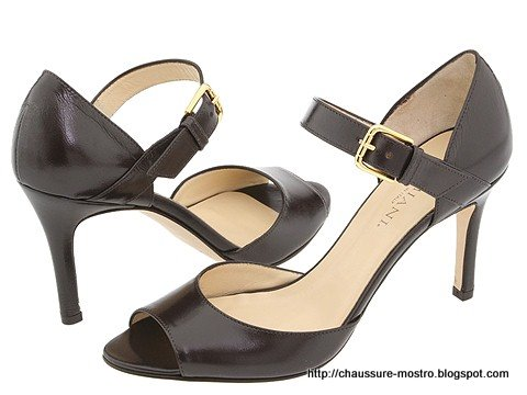 Chaussure mostro:mostro-557257