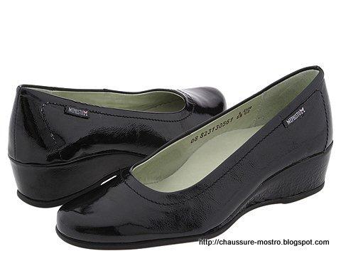 Chaussure mostro:chaussure-557373