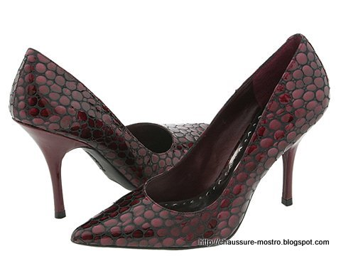 Chaussure mostro:chaussure-557437