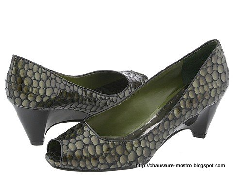 Chaussure mostro:chaussure-557454