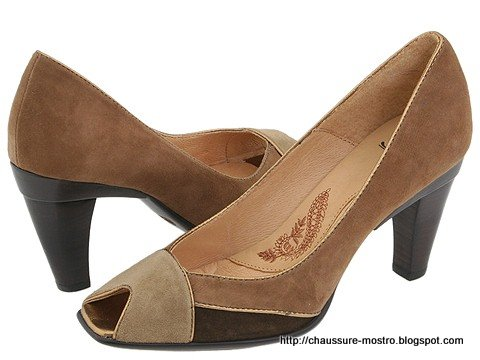 Chaussure mostro:chaussure-557610