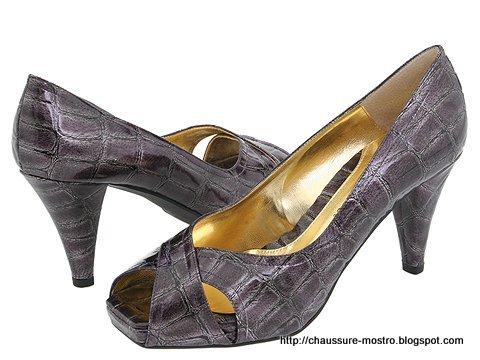 Chaussure mostro:chaussure-557675