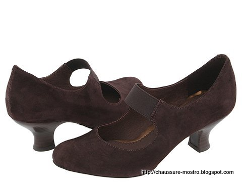 Chaussure mostro:chaussure-557949