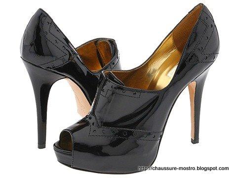 Chaussure mostro:chaussure-557837