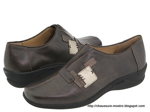 Chaussure mostro:chaussure-557865