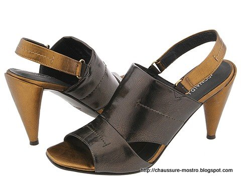 Chaussure mostro:chaussure-557891