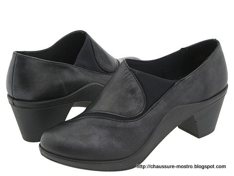 Chaussure mostro:chaussure-557895