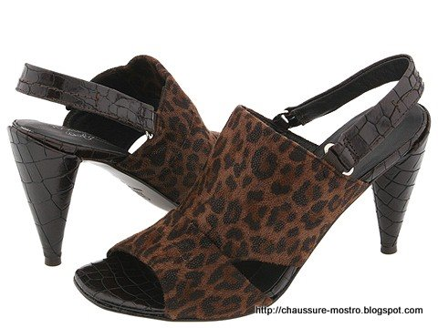 Chaussure mostro:chaussure-557918
