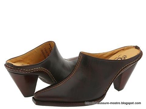 Chaussure mostro:chaussure-558112
