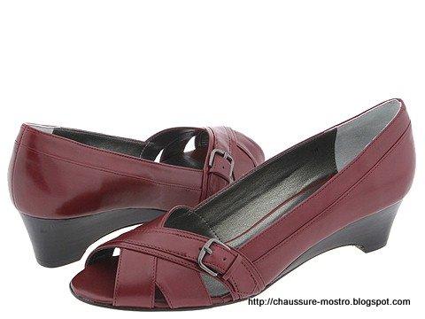 Chaussure mostro:chaussure-558123