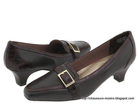 Chaussure mostro:chaussure-558130