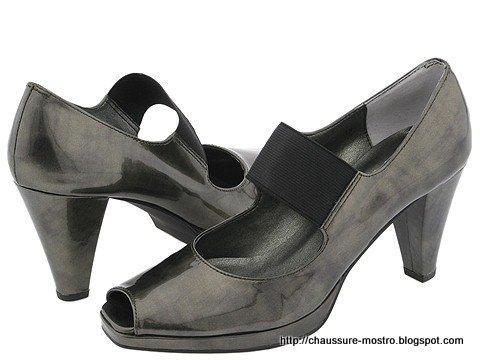 Chaussure mostro:chaussure-558128