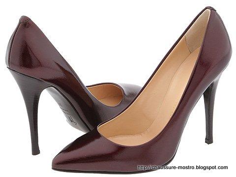 Chaussure mostro:chaussure-558320