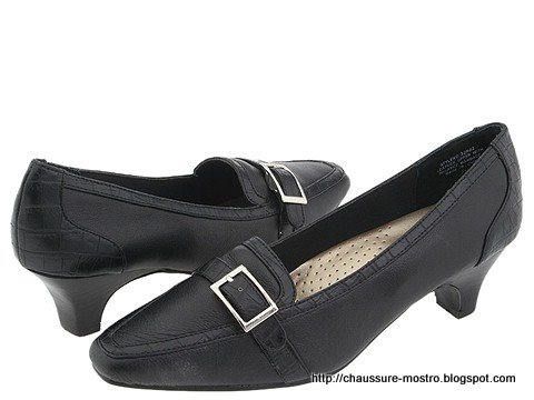 Chaussure mostro:chaussure-558159