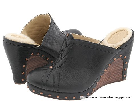 Chaussure mostro:chaussure-558163