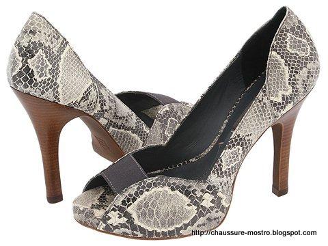 Chaussure mostro:chaussure-558177