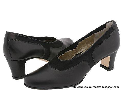 Chaussure mostro:chaussure-558214