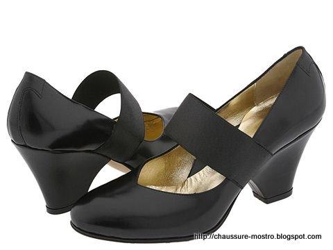Chaussure mostro:chaussure-558224