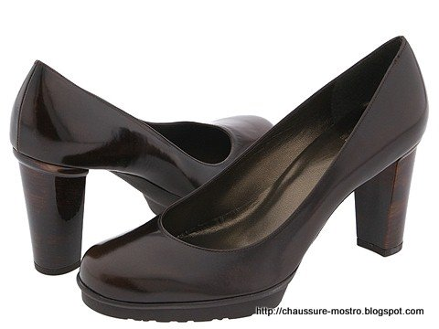 Chaussure mostro:chaussure-558235