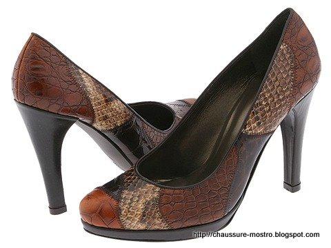 Chaussure mostro:chaussure-558276