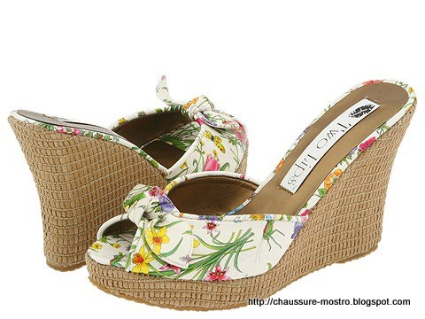 Chaussure mostro:chaussure-558448
