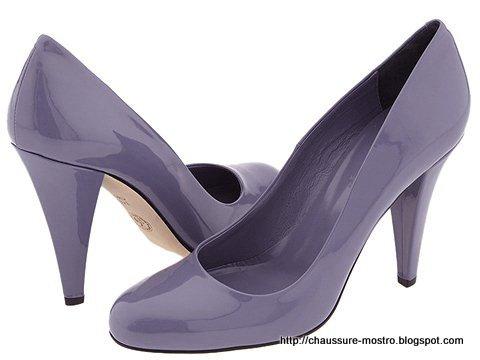 Chaussure mostro:chaussure-560071