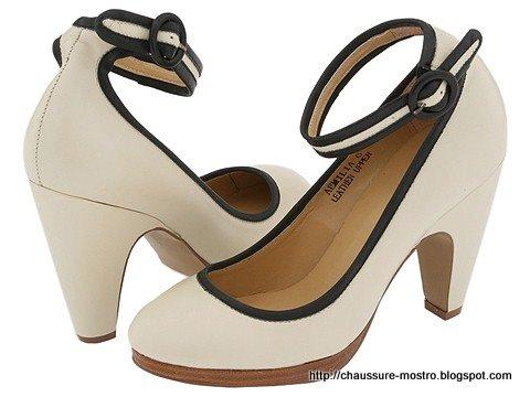 Chaussure mostro:chaussure-558387
