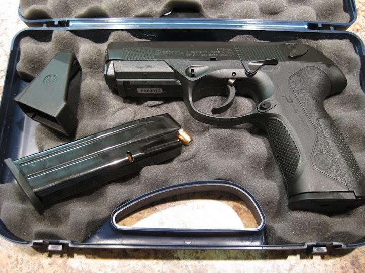 Just got a Beretta PX4 Storm! - Semi-Auto Handguns