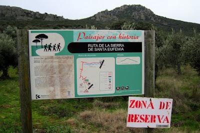 La Sierra de Santa Eufemia