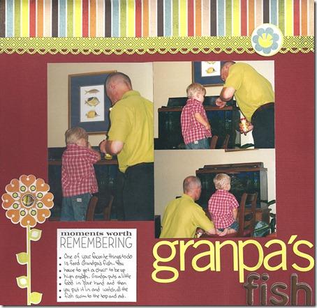 Grandpa's Fish