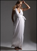 traje de novia para embarazadas cinco