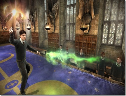 Harry Potter and the Half-Blood Prince crack (PC)