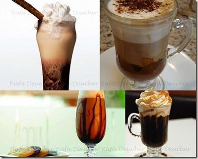 cafe montagem