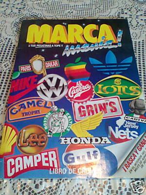 coleccion marcas