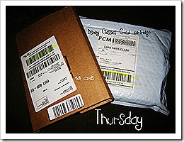 Thursday Packages